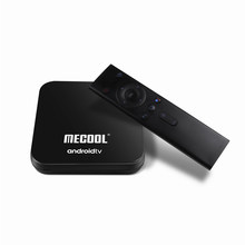 Mecool KM9 Pro Deluxe S905X2 TV Box Android 9.0 Google Bersertifikat 4G Ram 32G ROM Smart TV box 4 K IPTV 2.4G/5G Wifi Bt USB3.0(China)