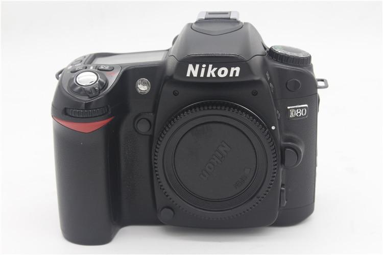 Appareil photo reflex numérique Nikon D80 doccasion (corps seulement)