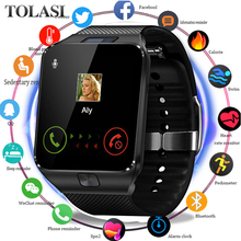 New Fashion Smart Watch Bluetooth Smartwatch With Sim TF Card Solt Passometer Wrist Watch For Android IOS Smart Phones Watch Men u8 smart bluetooth wrist watch 3 colors fashion men women watch u watch for android samsung s4 note2 3 htc lg sony