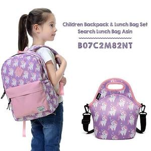 Image 2 - 유치원, vaschy를위한 어린이 배낭 소년과 소녀를위한 작은 아이 배낭 가슴 끈