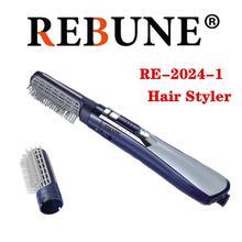 3IN1 REBUNE RE-2024-1 Fashion Hair Styler Multifunctional curler/straightener 12