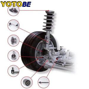 Image 3 - Car Axle gap abnormal sound detection and adjustment tool &Checking the horn arm shock absorption claw ball cage ball head tool