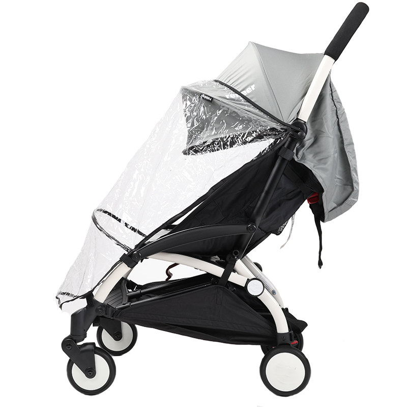 Babytime Universal baby stroller accessory Baby carriages rain cover good quality cheap price baby rain coat