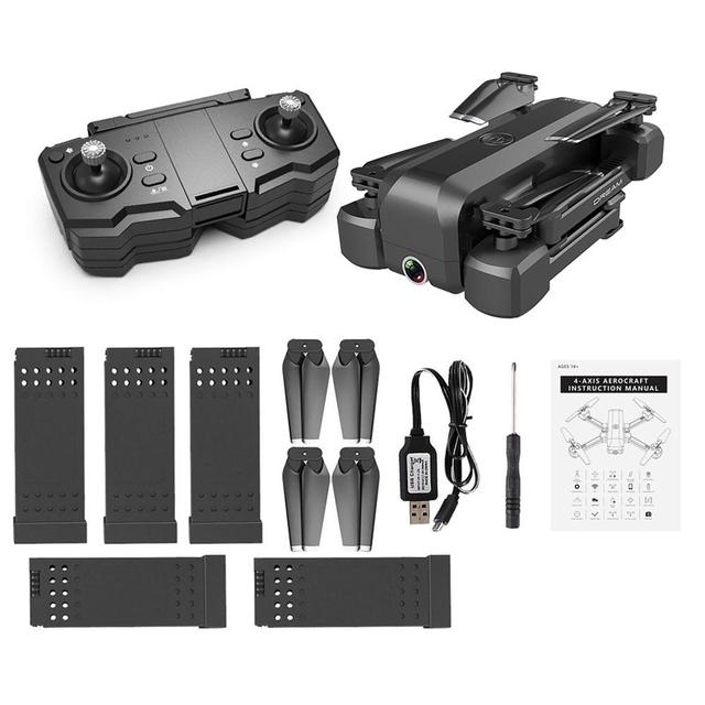SG706 HD 1080p Foam Box 5 batteries