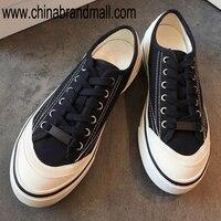 Обувь для скейтбординга для женщин Вулканизированная обувь холщовые кеды на платформе женская Вулканизированная обувь удобная