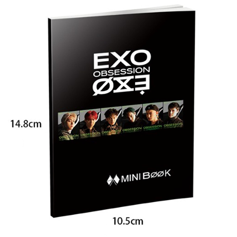 EXO OBSESSION Photo Book