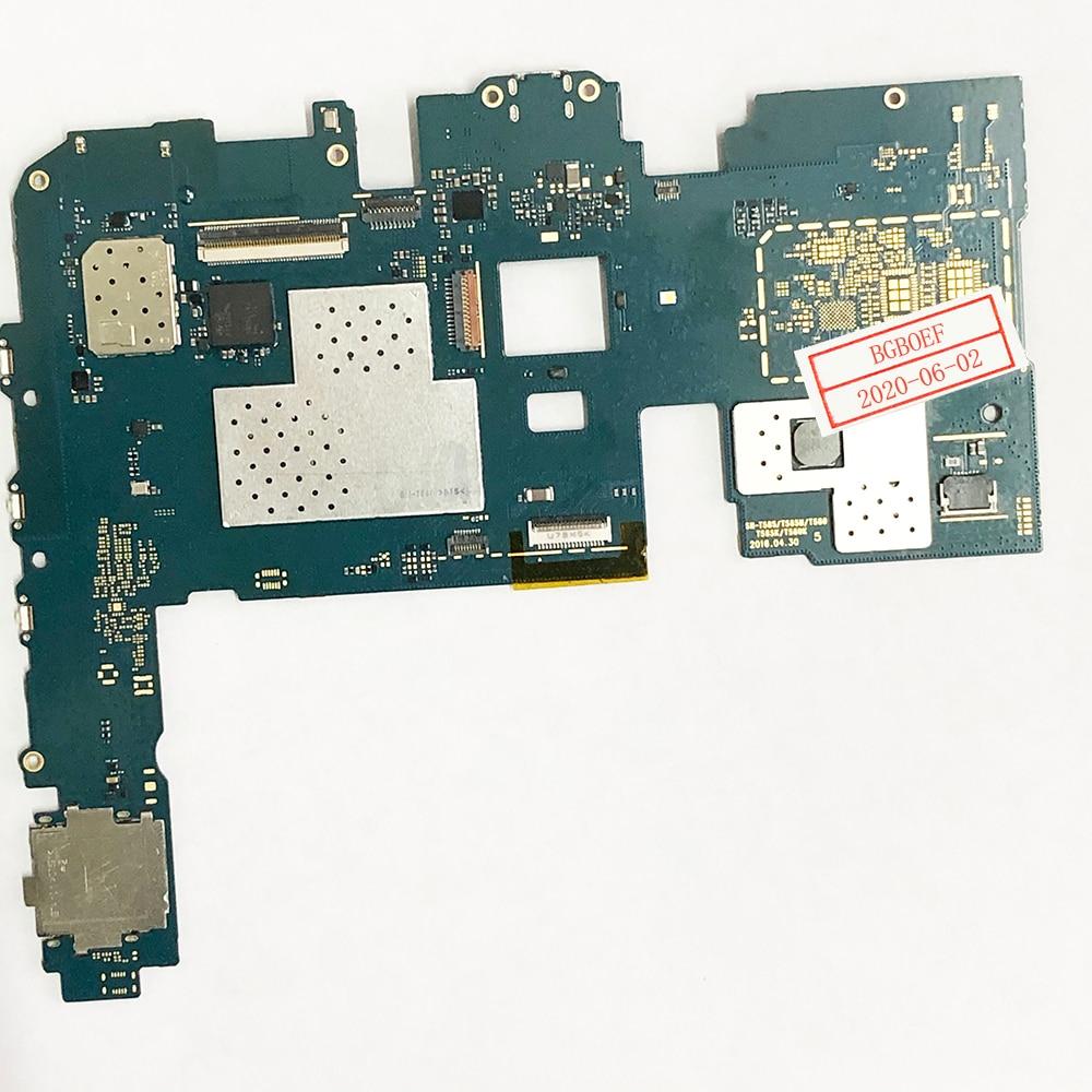 BGBOEF  For Samsung Galaxy Tab A 10.1 2016 T580 motherboard  unlocked mainboard original