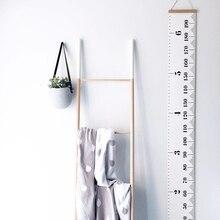 Holz Wand Hängen Kinder Dekorative Wachstum Charts Wand Aufkleber Für Kinder Zimmer Dekoration Höhe Messen Herrscher Baby Wachstum Chart