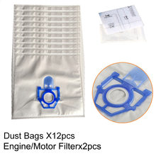Sweeping robot Dust Bags Replacement Filters Tool Set ZVC100B ZMB02K ZVCA050H(China)