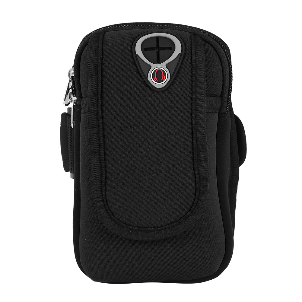 Sports Jogging Gym Armband Running Bag Arm Wrist Band Hand Mobile Phone Case Holder Bag Outdoor Waterproof Hand Bag 2019 New