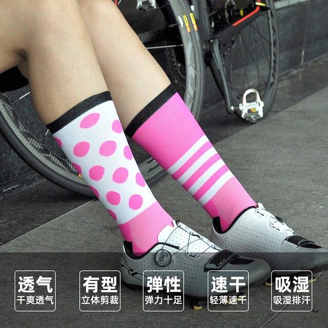 2020 pro equipe meias de ciclismo profissional mtb esportes da bicicleta meias alta qualidade correndo meias basquete muitas cores 3
