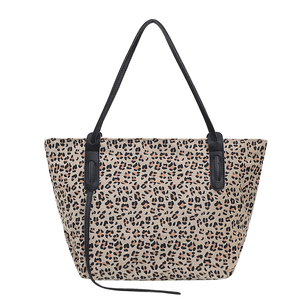 Leopard Printed Crossbody Bags Handbags Female Simple Totes CanvasSmall Summer Lady Shoulder for Women 2020 Trend