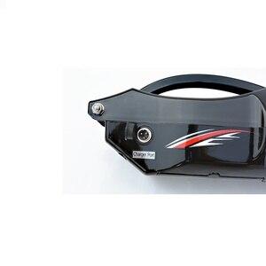 Image 4 - 24V 250W Điện Xe Lăn Máy Kéo Xe Lăn Handbike DIY Điện Xe Lăn Chuyển Đổi Bộ Dụng Cụ Với Pin Điện Máy Kéo