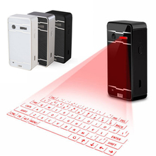 F1 Bluetooth Laser Keyboard Wireless Virtual Projection Keyboard Portable For IPhone Android Smart Phone Ipad Tablet PC Notebook compatible 400 0184 00 com projection design f12 wuxga projector lamp for projection design f1 sx e f1 wide f1 sx ect