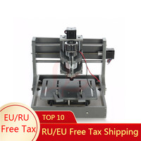 LY 2020 DIY CNC machine frame with motor for pcb engraving Drilling and Milling