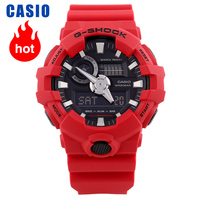 Casio Watch Men's G SHOCK Sports Waterproof Multi function Men's Watch GA 700 4A