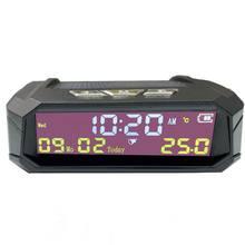 Полностью автоматические многофункциональные часы термометр