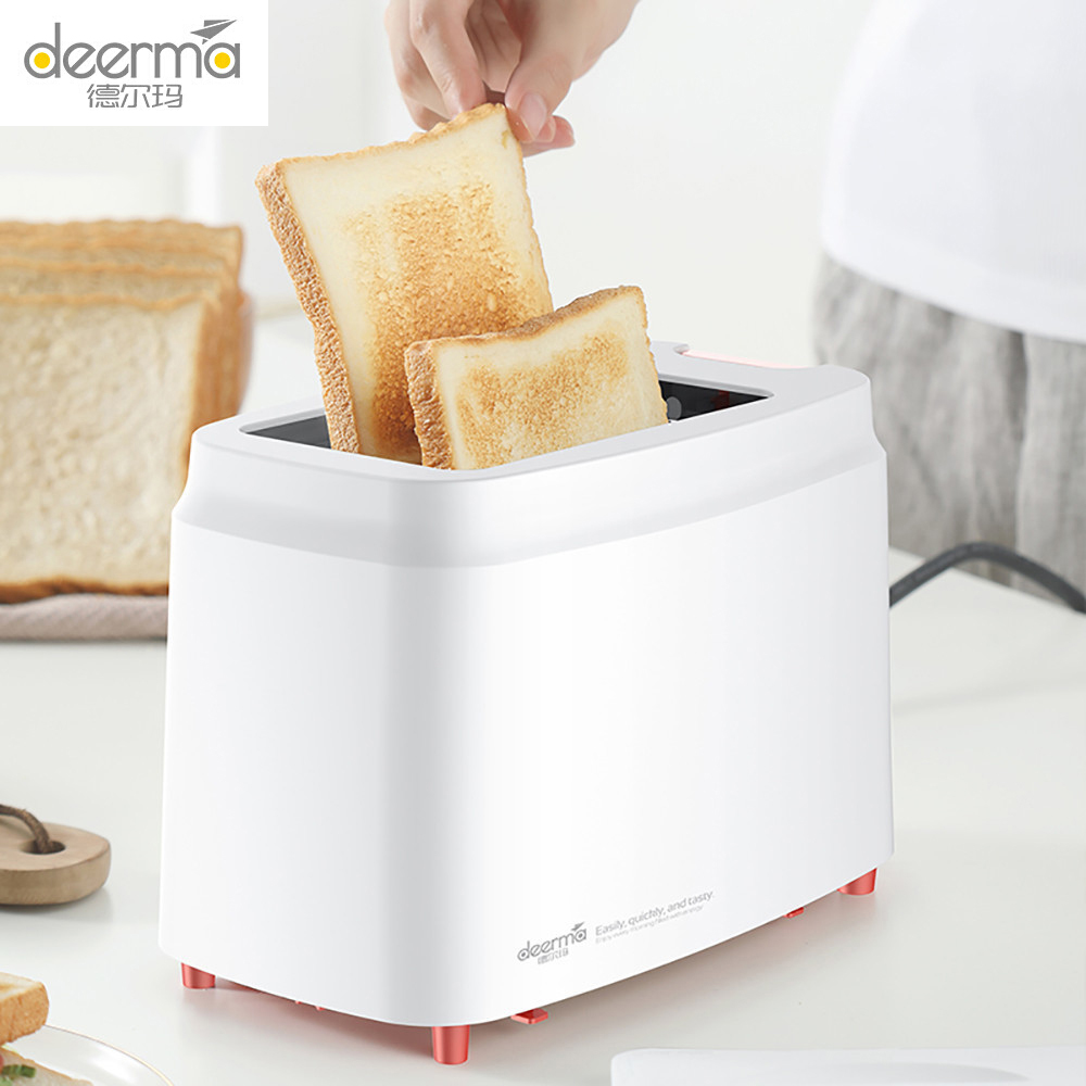 Deerma Automatic Toaster Bread Maker Toster Sand-Breakfast Machine Electric Baking Machine Kitchen Appliances