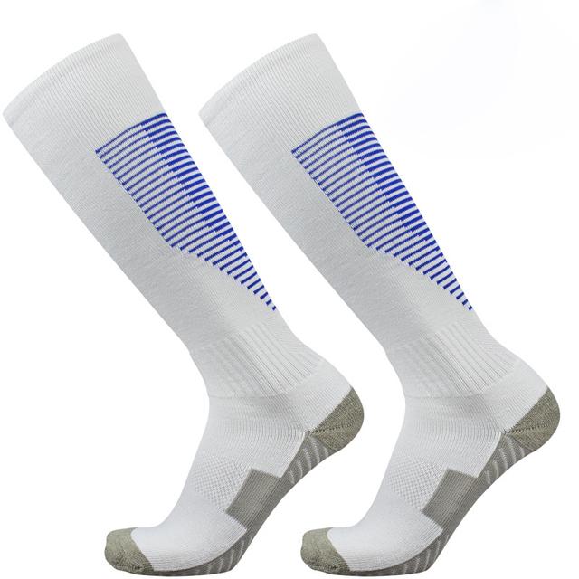 Outdoor Sport Compression Long Socks Breathable Soccer Socks for Running Basketball Hiking Athletic Hockey Sock