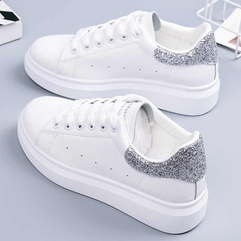 Fashion Black Sliver White Glitter
