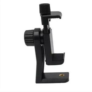 Image 5 - 2020 neue Universal Telefon Stativ Mount Adapter Handy Clipper Stand Vertikale 360 Grad Einstellbare Halter