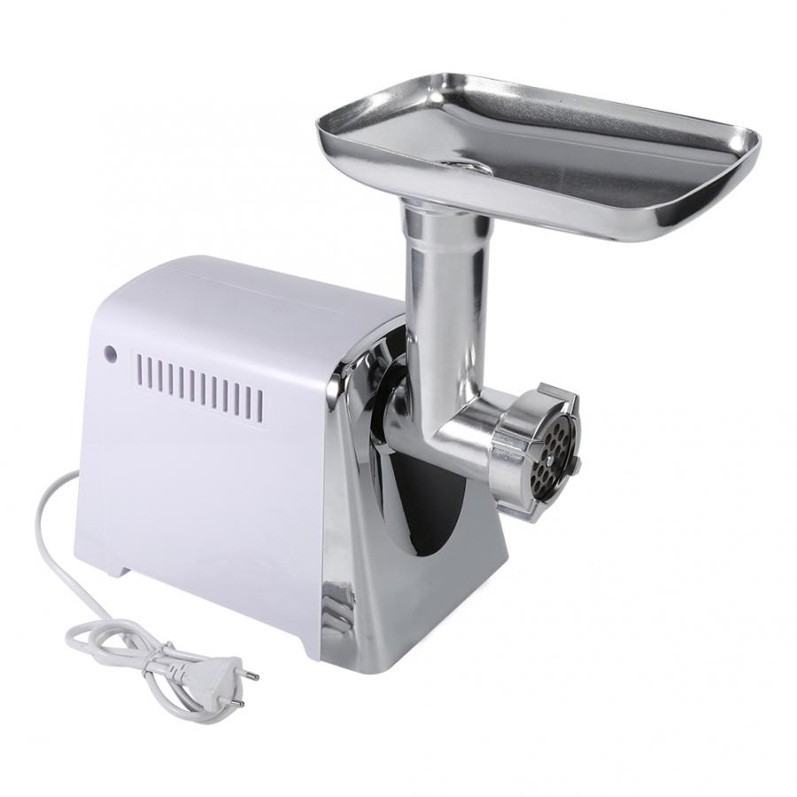 1600W Electric Meat Grinder Home Sausage Stuffer Meat Mincer Food Processor Heavy Duty Household Mincer