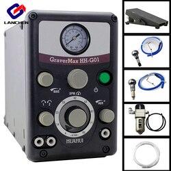 0-8000 hübe/min GRS Pneumatische Gravur Werkzeuge Schmuck Gravur maschine Stichel maschine