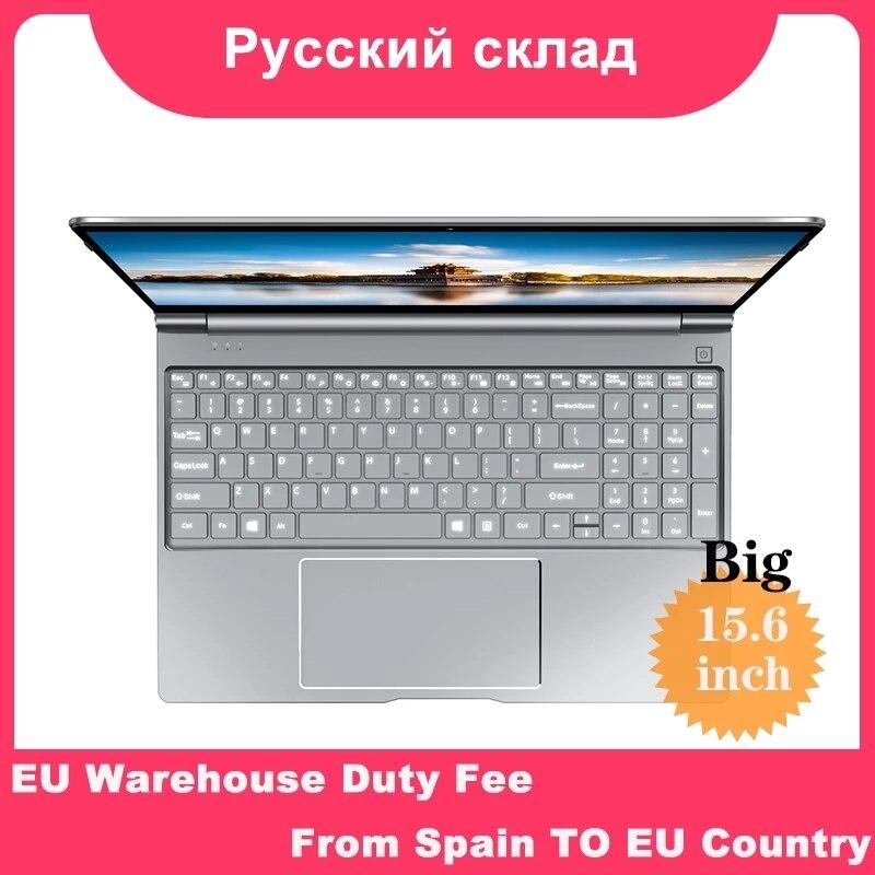 Teclast F15 Laptop 15 6 inch 1920 x 1080 Windows 10 OS Intel N4100 Quad Core 8GB RAM 256GB SSD HDMI Notebook 6000mAh