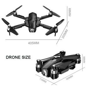 Image 3 - WiFi FPV RC Drone 4K מצלמה זרימה אופטית HD Dual מצלמה אווירי וידאו RC Quadcopter מטוסי Quadrocopter צעצועי ילד