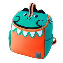 3D Cute Big Mouth Dinosaur School Bags for Boys Cartoon Animal School Backpacks Fashion Kids Children Schoolbag Mochila Infantil 3d cute big size animal design backpacks kids school bags for primary girls boys cartoon shaped children school backpacks