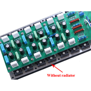 Image 2 - Lusya 14pcs TTC5200 צינור מגבר 500W מונו מגבר רב עוצמה שלב לוח Amplifer מורכב התייחסות FM801 קו T1124