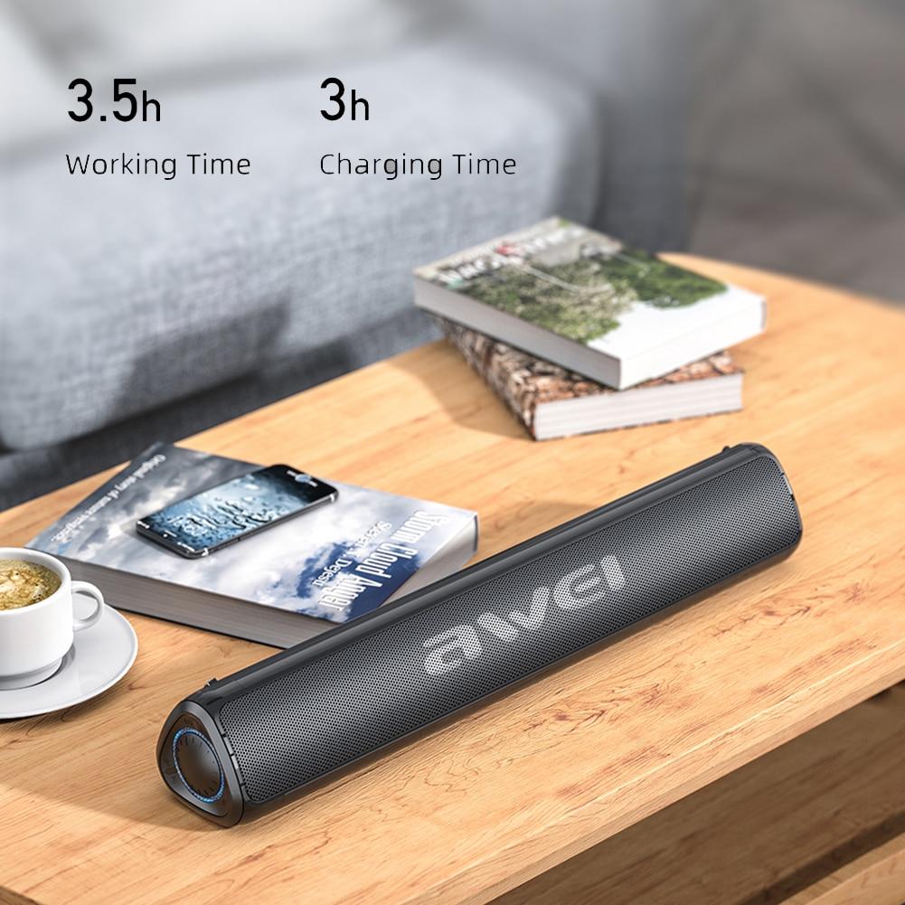 Awei Y333 Portable Bluetooth Speaker 8
