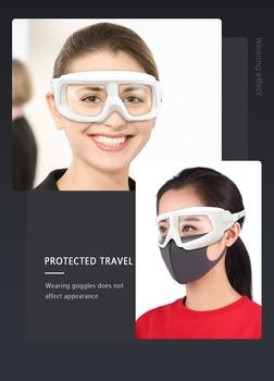 Safety glasses goggles anti wind sand dust shock medical hospital polishing protective eyewear glasses anti-dust eyewear