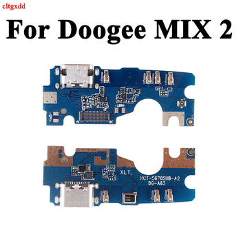 for DOOGEE MIX 2 usb board Original New  usb plug charge board Replacement Accessories for DOOGEE MIX 2 Cell Phone kora caddo original mix
