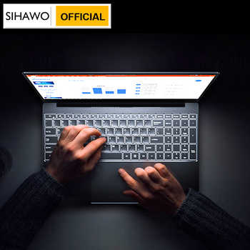 SIHAWO Elgegance A9U 15.6 Inch Intel Core i5 4200U Windows10 8GB RAM 256GB SSD Laptop with Backlit Keyboard Metal Cover Notebook - Category 🛒 Computer & Office