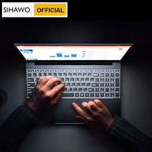 Ноутбук sihawo elgegance a9u с 156 дюймовым процессором intel