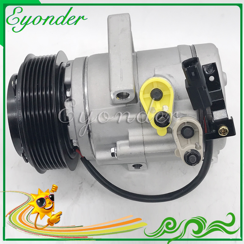 AC klima kompresörü soğutma pompası Ford Ranger Pickup 2.2 3.2 UC9M-19D629-BB AB39-19D629-BB 1715092 AB39-19D629-AB