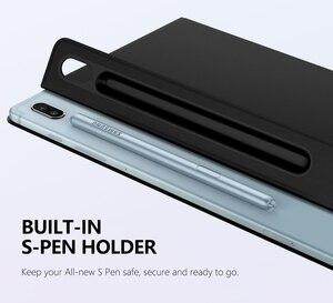 Image 2 - Akıllı Folio kılıf Samsung Galaxy Tab için S6 10.5 2019, ince hafif akıllı kabuk standı kapak, güçlü manyetik adsorpsiyon için Tab
