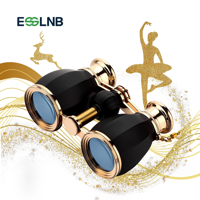 binoculos compactos para teatro e concertos 4x30mm oculos de opera binoculos para adultos femininos