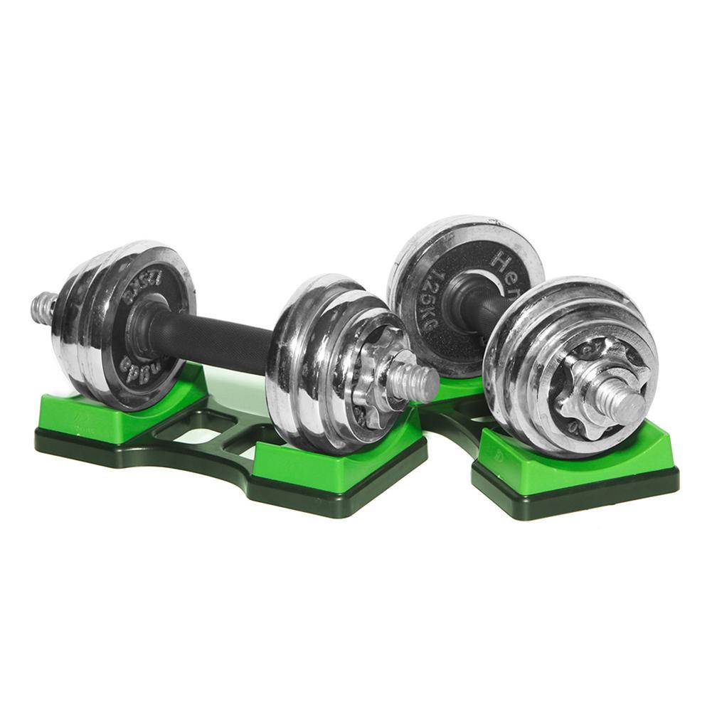1 Pair Dumbbells Rack Stands Dumbbells Holder Weightlifting Set Home Fitness Equipment Halteres Rack Stand Bracket Home Exercise