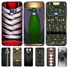 pattern luxury For Samsung Galaxy S6 S7 Edge S8 S9 S10 Plus Lite Note 8 9 10 A30 A40 A50 A60 A70 M10 M20 phone Case Cover etui karl lagerfeld for samsung galaxy s6 s7 edge s8 s9 s10 plus lite note 8 9 10 a30 a40 a50 a60 a70 m10 m20 phone case cover etui