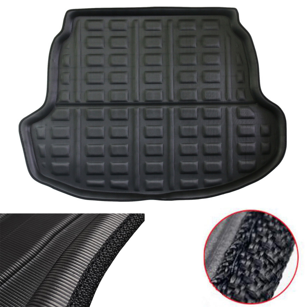 For Toyota Corolla 4 Doors Sedan E210 2019 2020 Car Rear Trunk Luggage Mat Cargo Tray Boot Liner Anti-dirty Carpet Accessory
