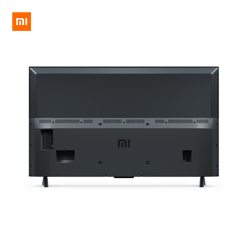 TV Xiao mi TV Android Smart TV 4S 55 pouces écran 4K HDR complet TV ensemble WIFI Ultra-mince 2GB + 8GB Dolby | support mural cadeau - 4