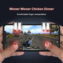 PUBG мобильный телефон шутер контроллер игровой курок геймпад огонь кнопка ручка Din