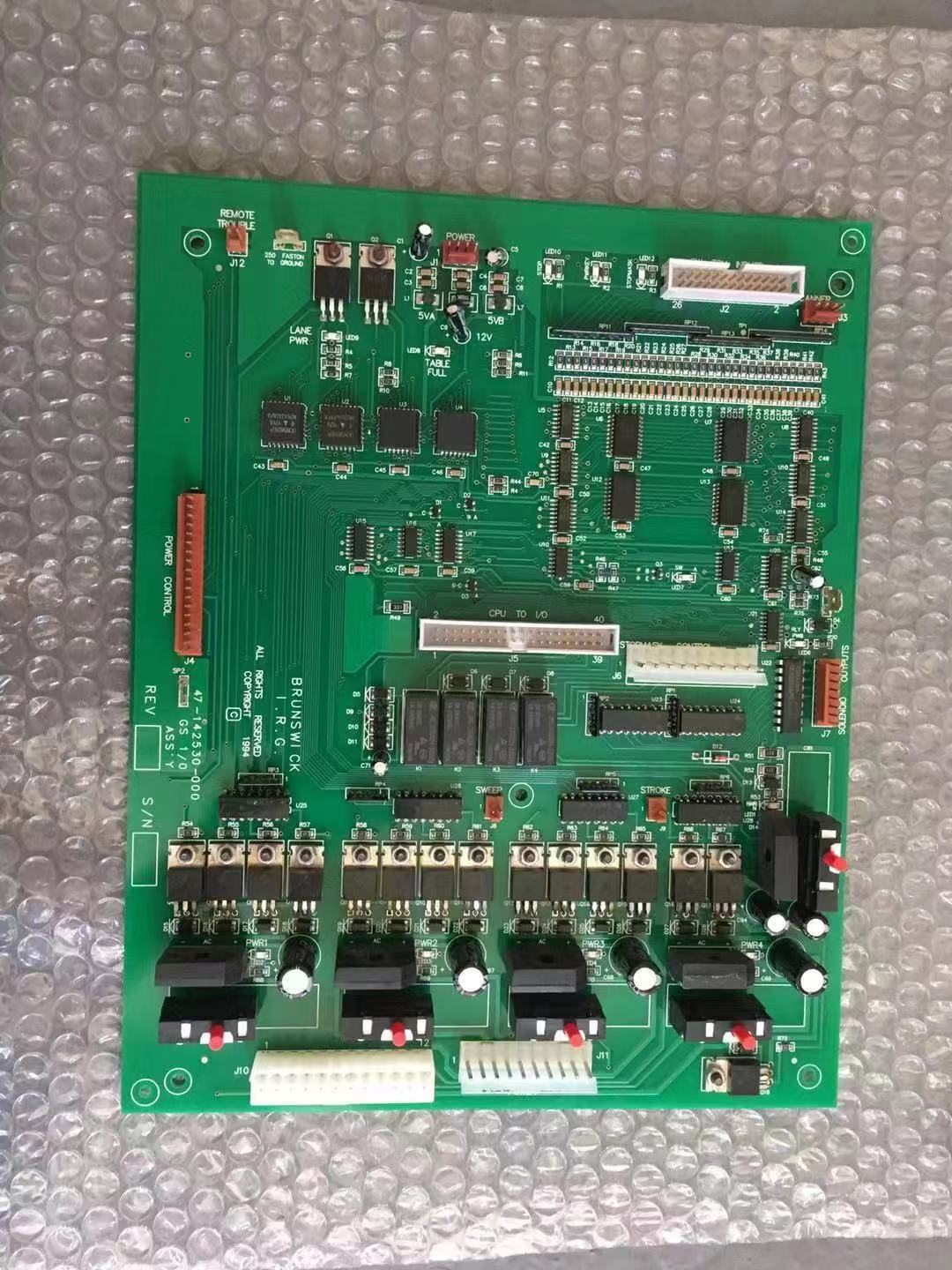 Bowling Accessaries All New Brunswick GS98 IO board 47-142530-000 bowling board bowling parts USBC certificated free shipping