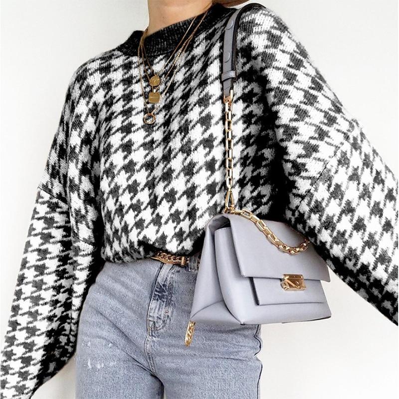 2020 Fashion casual Winter Women Sweater