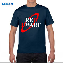 Red Dwarf, BBC2, British America- T-Shirt Casual Brand Cloth