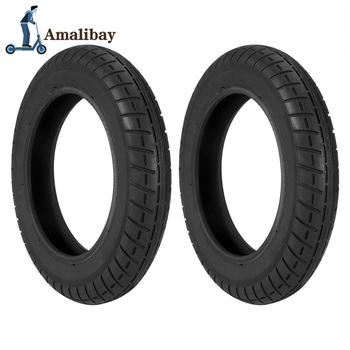 New Version 10 Inches Updated Tire for Xiaomi M365 MI Scooter Tyre Inflation Wheel Tubes Outer Tires for Xiaomi Electric Scooter
