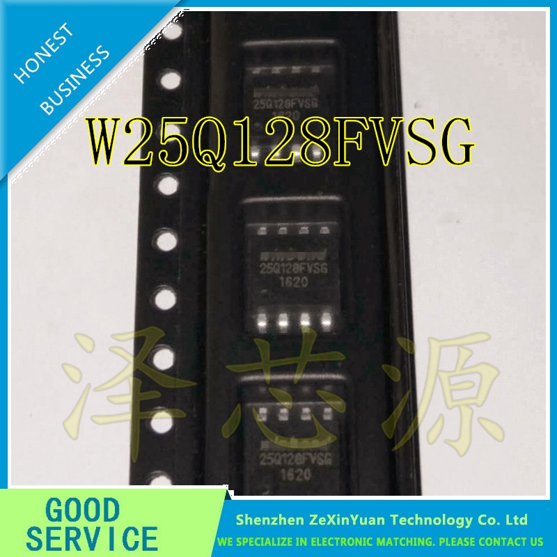 10PCS-50PCS W25Q128FVSSIG W25Q128FVSIG W25Q128FVSG 25Q128FVSSIG SOP-8 25Q128FVSG 25Q128 Original
