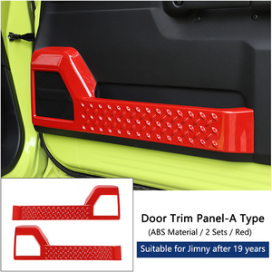 2pcs Car Door Interior Panel P